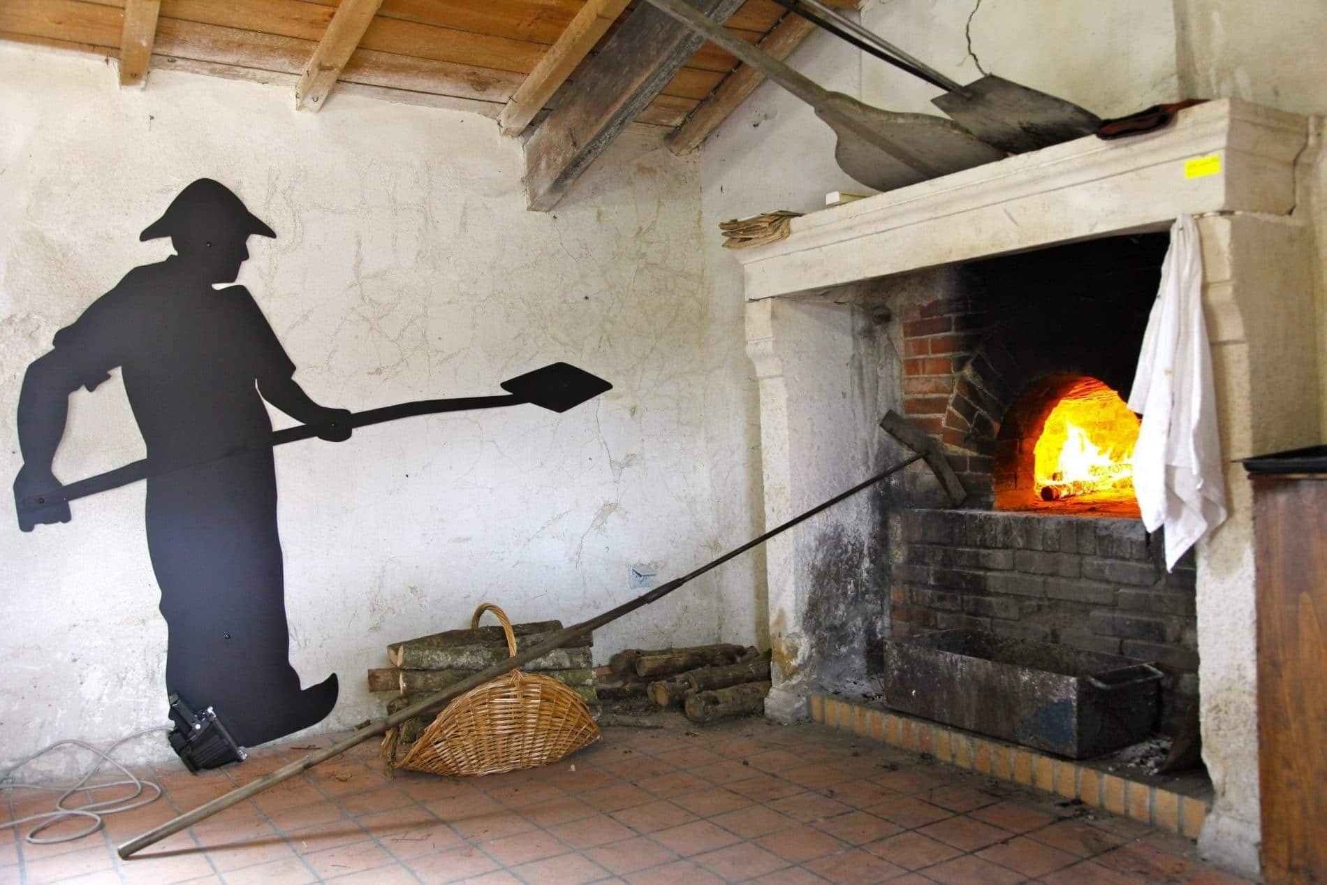 Le four à pain de la maison du maître de digues