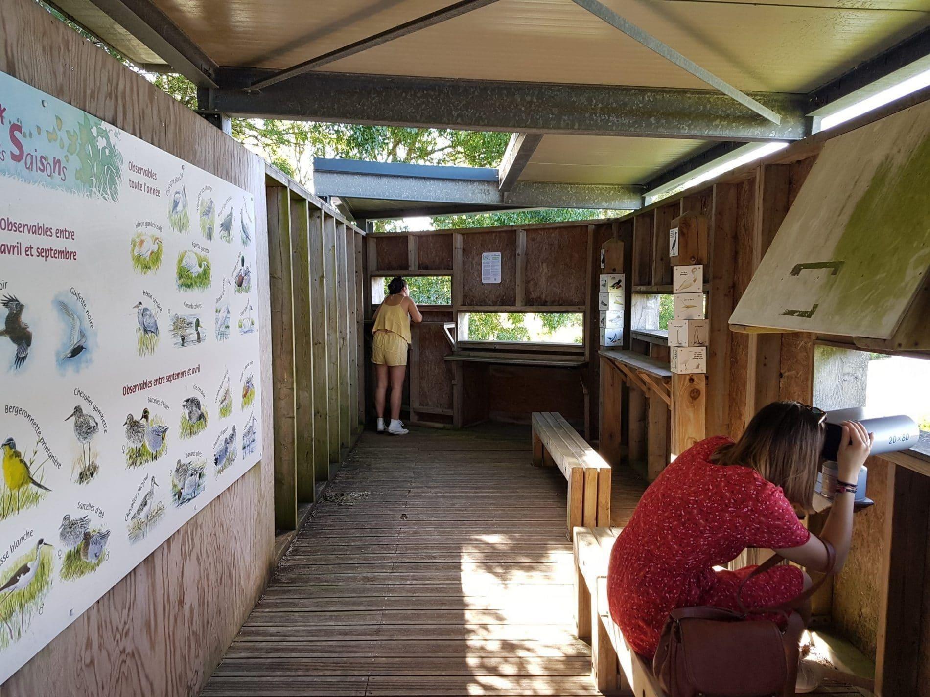 Observatoire de Lairoux ©Sud Vendée Tourisme
