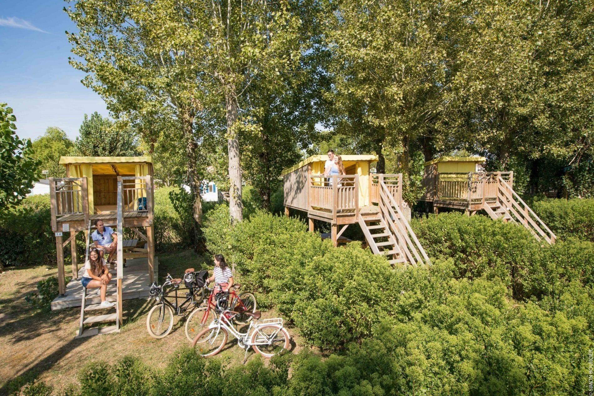 hébergement Camping de la Dive ©S.Bourcier