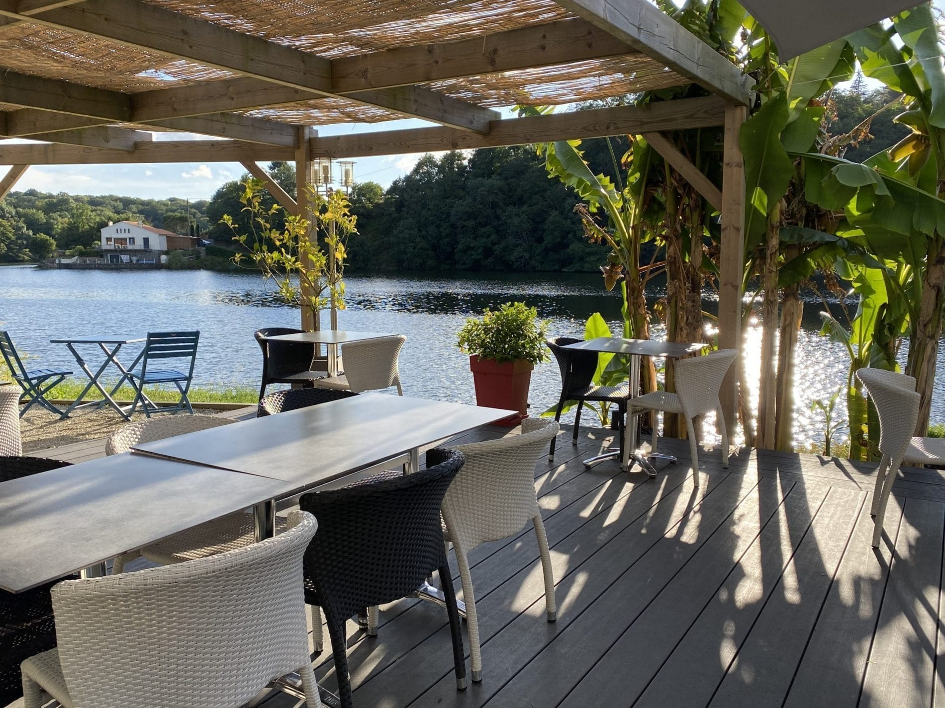 Terrasse- le Chill-Out ©Chill-Out