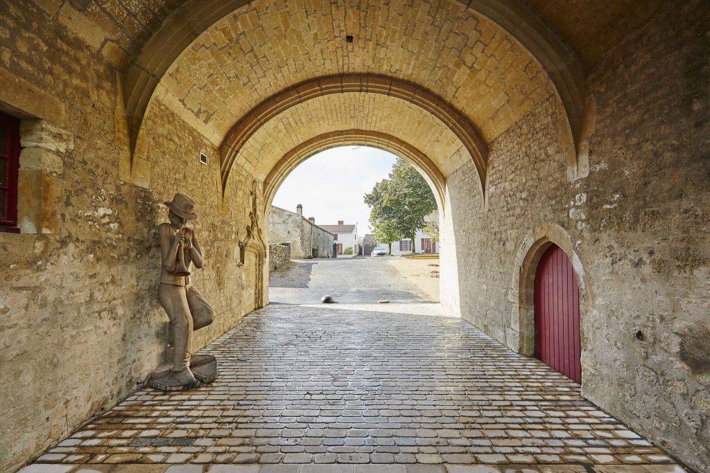 Foussais-Payré ©A.Lamoureux