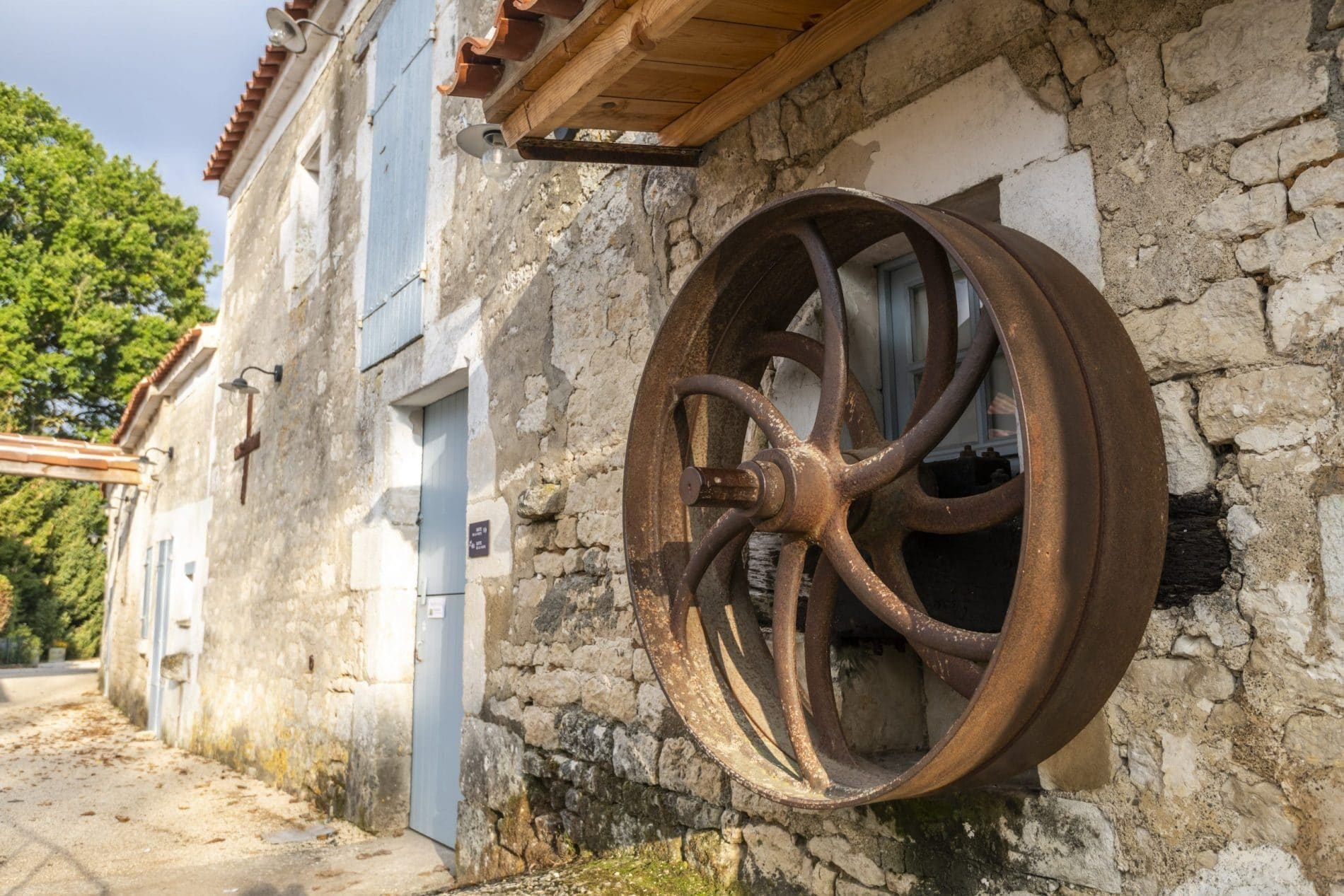 Maison de la Meunerie- Nieul-sur-l'Autise ©J.Gazeau