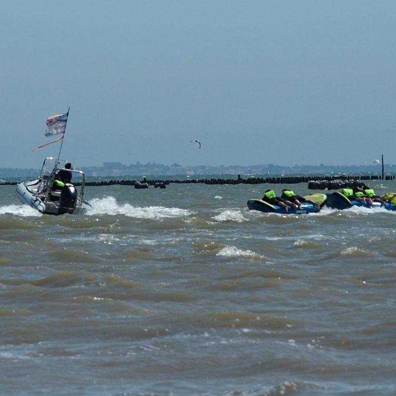Waterfun la tranche-sur-mer ©K.Giraudet